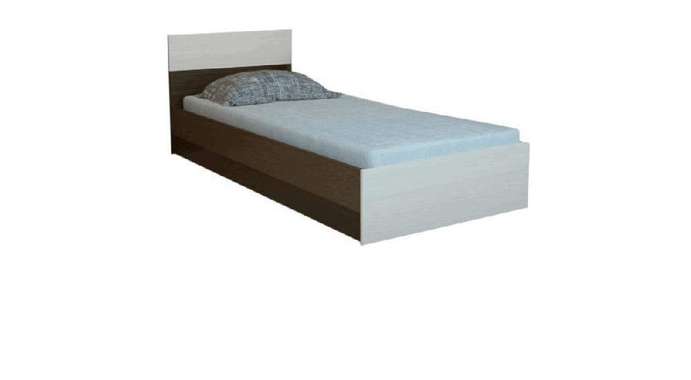 Спальня Юнона Кровать 0,8 м