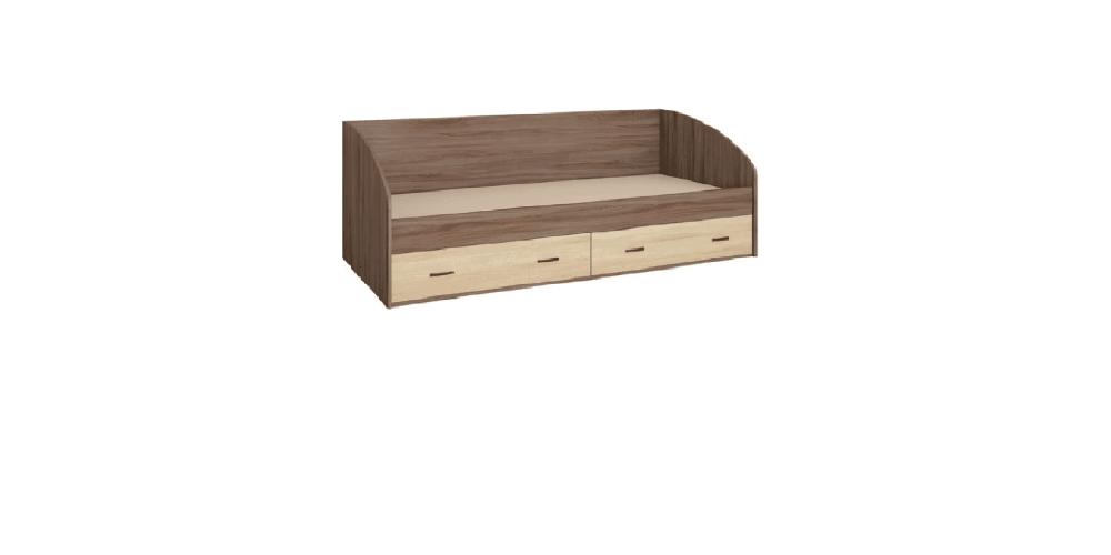 Детская Орион. Кровать с ящиками
