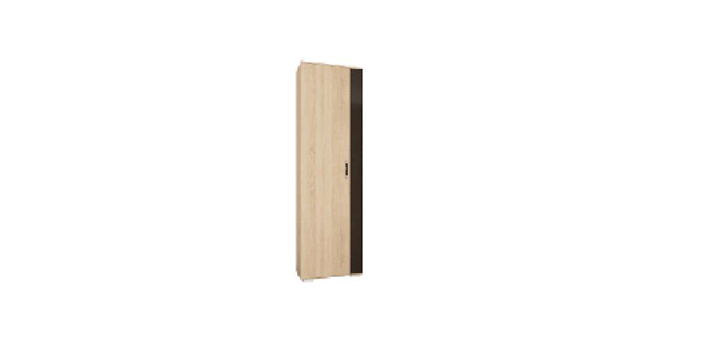 Гостиная Оскар-18 шкаф бельевой дуб сонома/венге